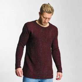 Just Rhyse / Jumper Soft Knit in red