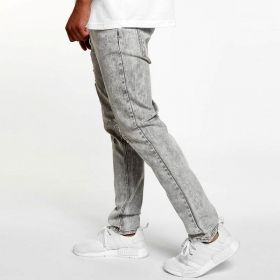 Type Pants Rocawear Scratched Jeans