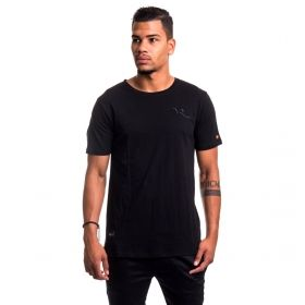 Тениска Rocawear Checked Wave Extended Tee