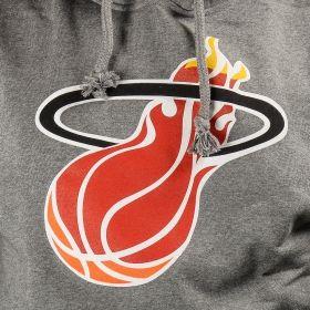 Суичър Mitchell & Ness NBA Miami Heat Team Logo Hoody