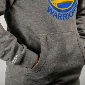 Суичър Mitchell & Ness NBA Golden State Warriors Team Logo Hoody