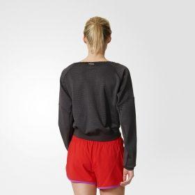Суичър adidas WMNS Aktiv Cozy Pullover Sweatshirt