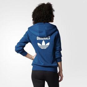 Суичър adidas Originals WMNS Full Zip Hoody