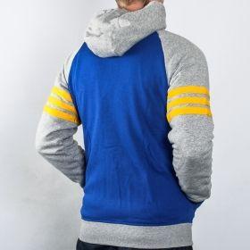 Суичър adidas NBA Golden State Warriors Washed Jacket
