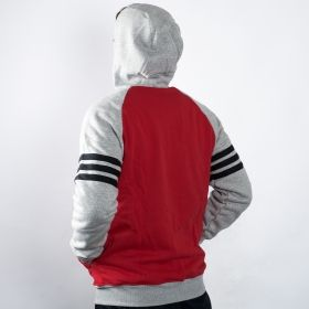 Суичър adidas NBA Chicago Bulls Washed Jacket