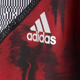 Type Bra adidas WMNS Techfit Glitch Print Bra