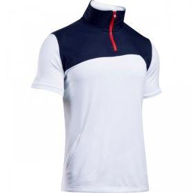Тениска Under Armour SC30 Trey Area 1-4 Zip Shirt