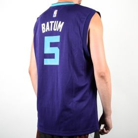 Тениска adidas NBA Charlotte Hornets Nicolas Batum Replica Jersey