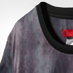 Тениска adidas D Rose Cut And Sew Tee