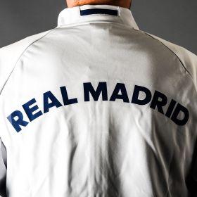 Суичър adidas Real Madrid Anthem Jacket