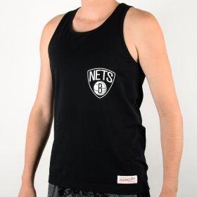 Тениска Mitchell & Ness NBA Brooklyn Nets On Deck Tank