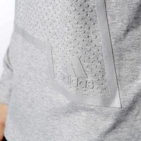 Суичър adidas WMNS Letter A Graphic Sweatshirt Top