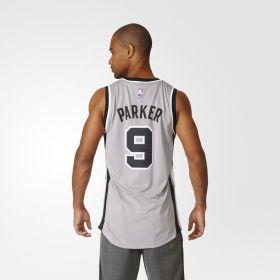Тениска adidas NBA San Antonio Spurs Tony Parker Swingman Jersey