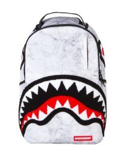 Раница Sprayground Lil White Marble Shark Backpack