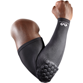 Type Wristbands McDavid HexPad Power Shooter Arm Sleeve