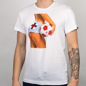 Тениска adidas England Summer Fan Tee