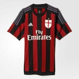 Тениска adidas AC Milan Home Replica Player Jersey