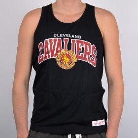 Тениска Mitchell & Ness Cleveland Cavaliers Team Arch Tank