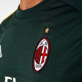 Тениска adidas AC Milan Third Replica Player Jersey