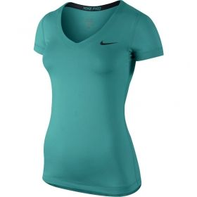 Тениска Nike Pro Short Sleeve V-Neck Top