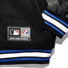 Яке Majestic MLB New York Yankees Dean Letterman Jacket