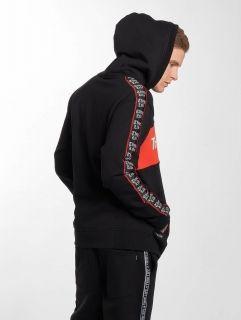 Thug Life / Hoodie Lux in black