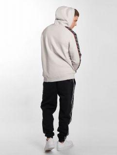 Thug Life / Hoodie Lux in grey
