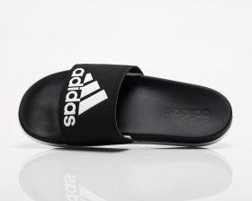 Type Slides adidas Adilette Cloudfoam Plus Logo Slides