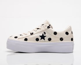 Type Casual Converse Wmns One Star Platform Dots Ox