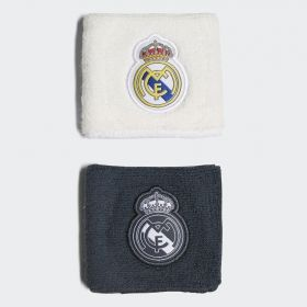 Type Wristbands adidas Real Madrid Home Away Wristbands