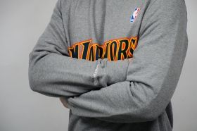 Суичър Mitchell & Ness NBA Golden State Warriors Name And Number Crewneck Sweatshirt