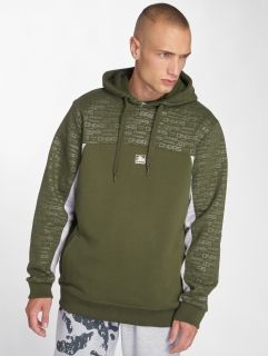 Dangerous DNGRS / Hoodie Flush in olive