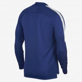 Type Hoodies Nike FC Chelsea 2018/19 Dri-FIT Squad Drill Long Sleeve Football Top