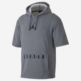 Type Hoodies Air Jordan Lifestyle Short Sleeve Basketball Hoodie