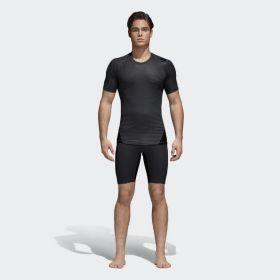 Type Shorts adidas Alphaskin Sport Graphic Compression Shorts