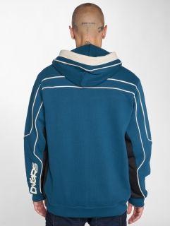 Dangerous DNGRS / Zip Hoodie Thron in blue