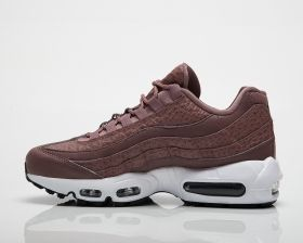 Type Casual Nike Wmns Air Max 95 Leather Purple Smoke