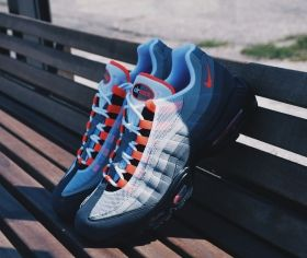Type Casual Nike Air Max 95 OG Solar Red