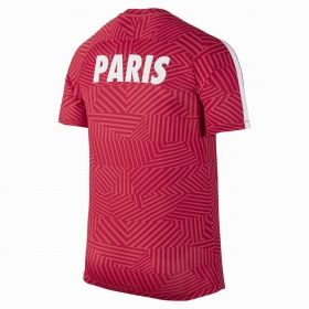 Type Shirts Nike Paris Saint-Germain Dry Squad GX Top Jersey