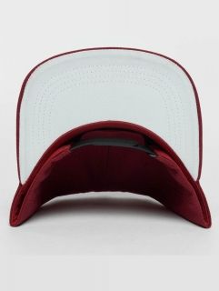 Thug Life / Snapback Cap Avantgarde in red