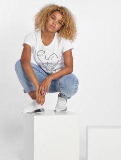 Who Shot Ya? / T-Shirt Miss WSY in white