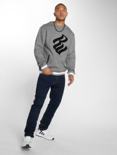 Rocawear / Jumper Crewneck in grey