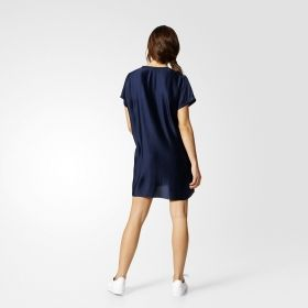 Type Skirts / Dresses adidas Originals WMNS Trefoil Tee Dress
