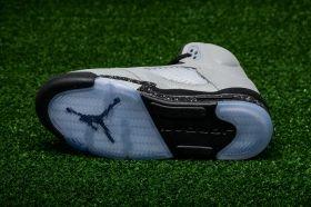 Кецове Air Jordan 5 Retro GG Wolf Grey
