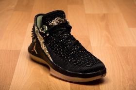 Баскетболни кецове Air Jordan XXXII Low BG Camo