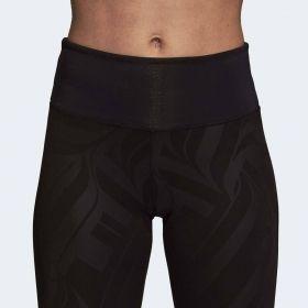 Type Pants adidas Wmns Performance High Rise Print Long Tight