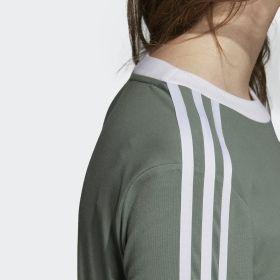 Type Shirts adidas Wmns Originals 3 Stripes Tee