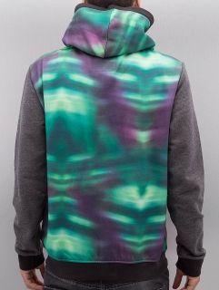 Just Rhyse / Zip Hoodie Nordlichter in colored