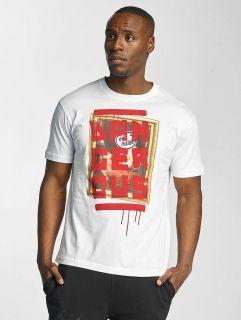 Dangerous DNGRS / T-Shirt Evil Inside in white