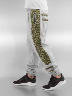 Dangerous DNGRS / Sweat Pant Jack in grey